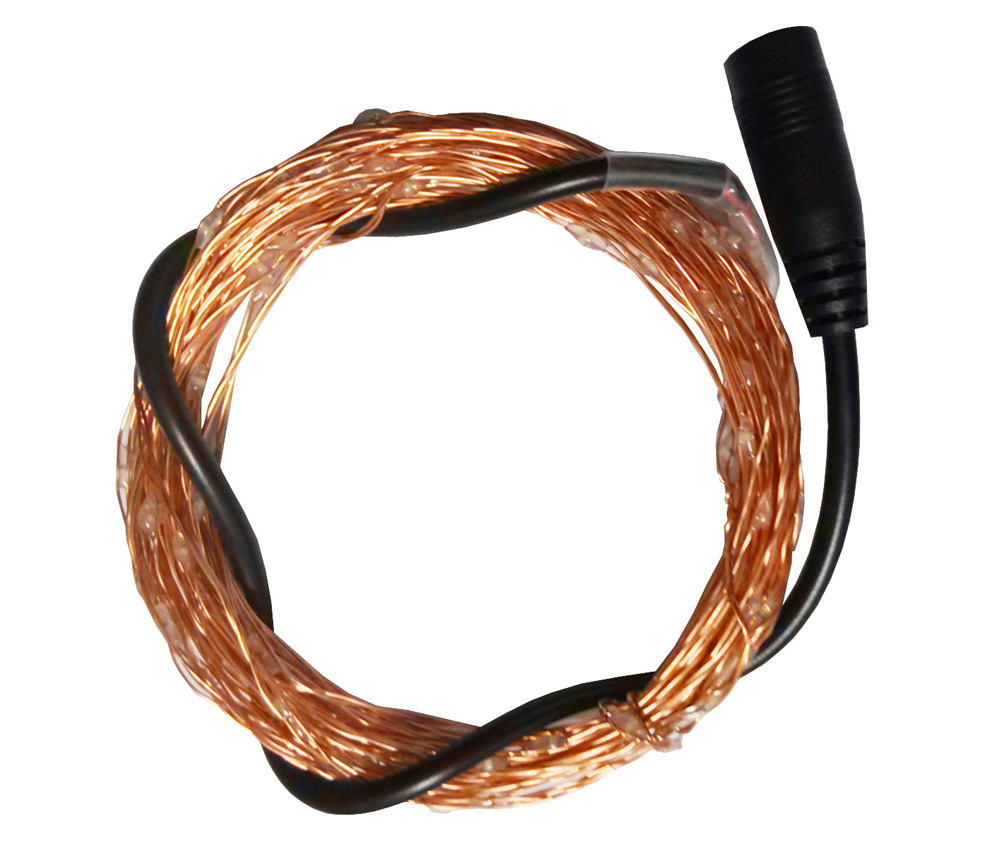 Products-33ft led copper wire string lights-HAHOME